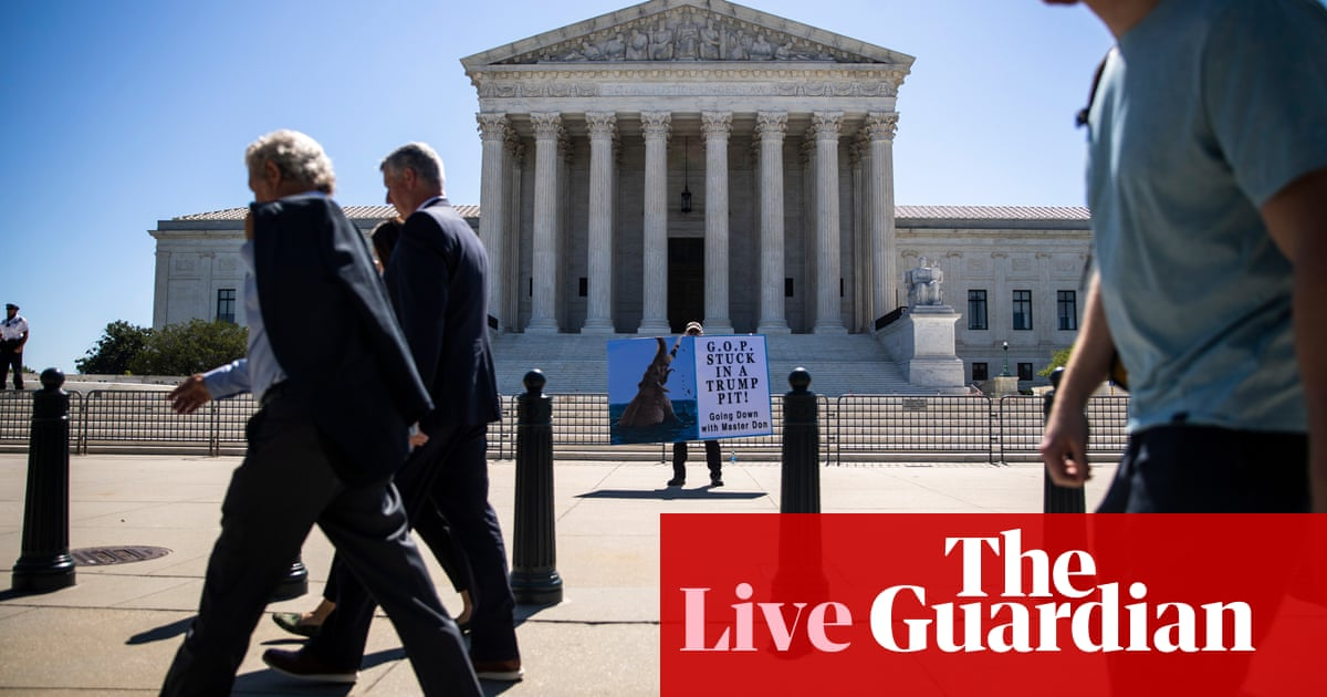 Obama says ACA 'is here to stay' after supreme court dismisses Republican challenge – live