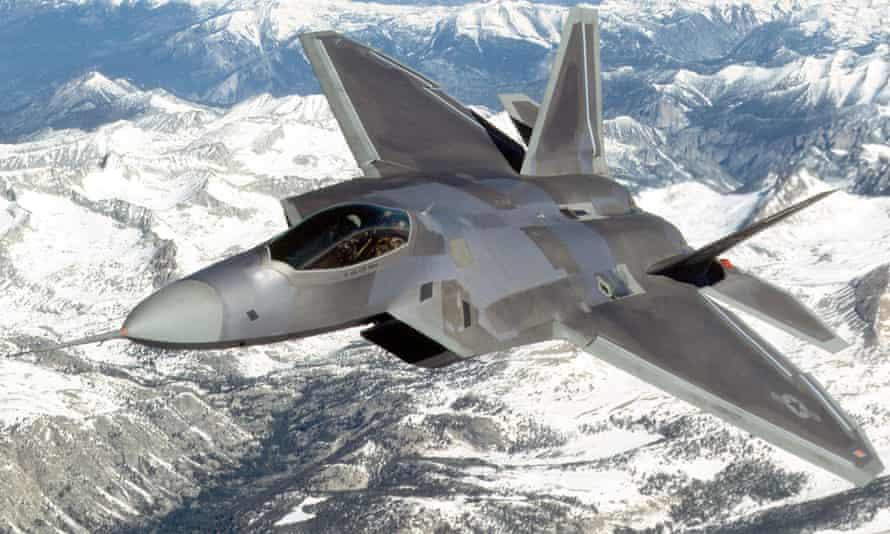 f22 fighter