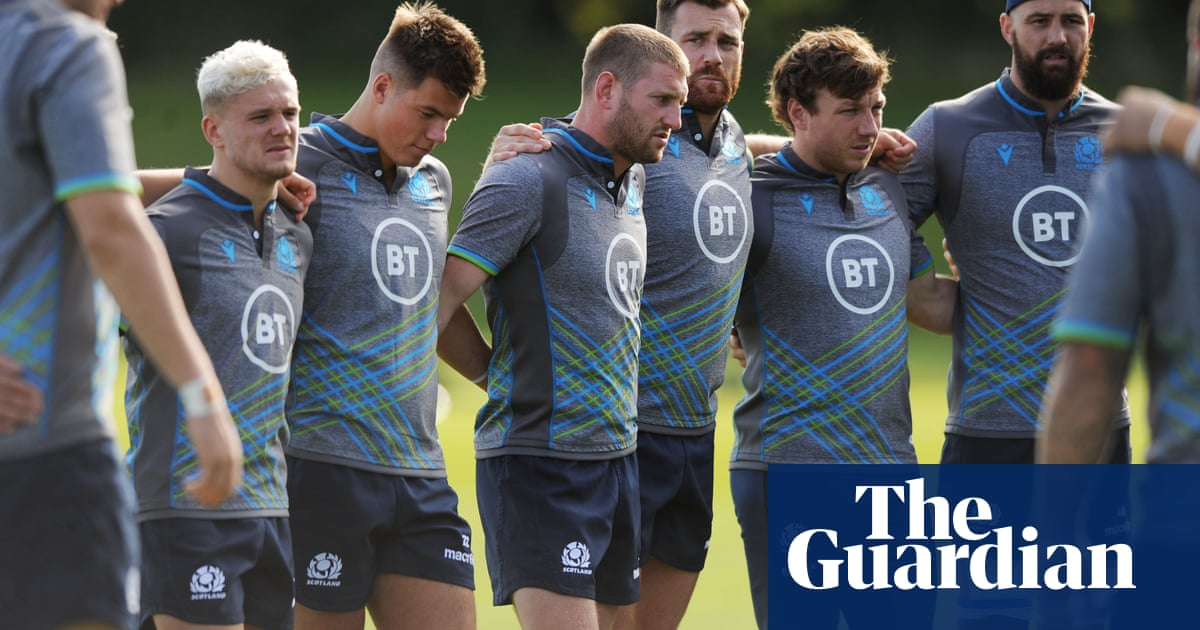 Scotland's Gregor Townsend faces selection headaches as France visit