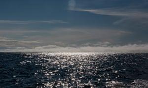 Sea off Alaska