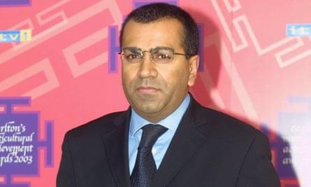 Martin Bashir.