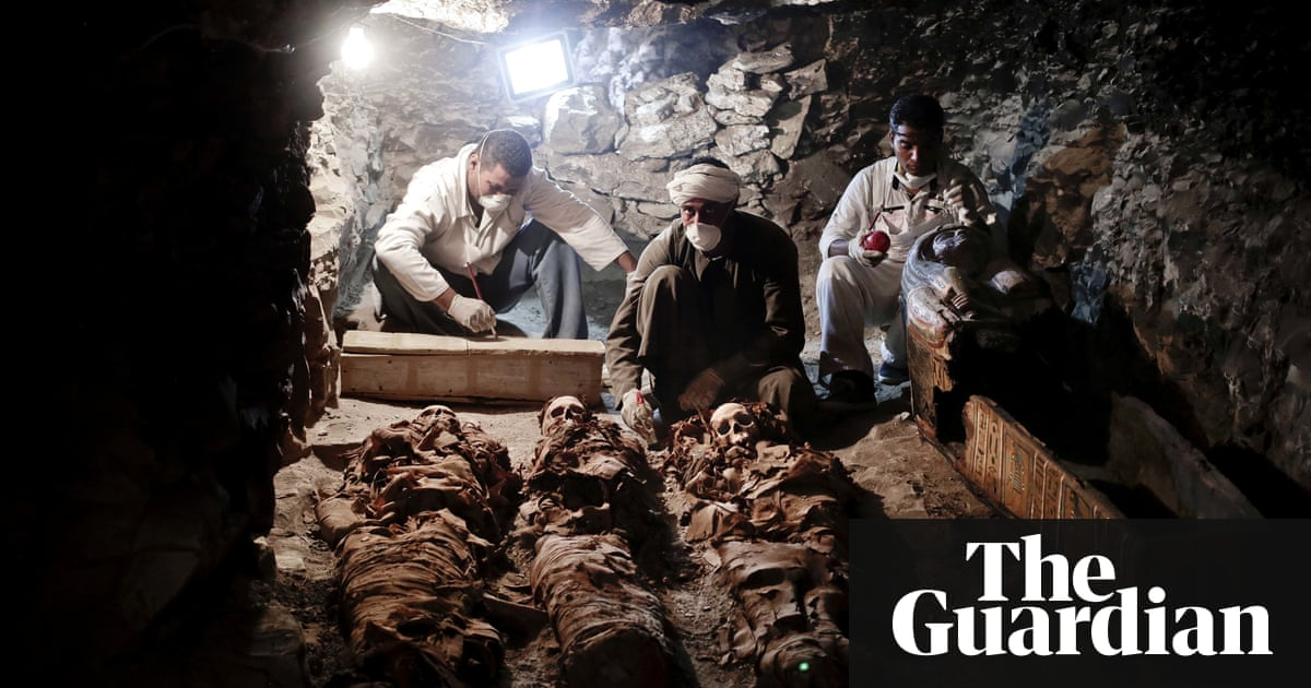 Ancient Egyptian Treasures Uncovered In Tomb Near Valley