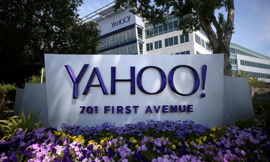 Yahoo is accused of 'actual and intentional gender-based discrimination' against male employees by Gregory Anderson, a former employee.
