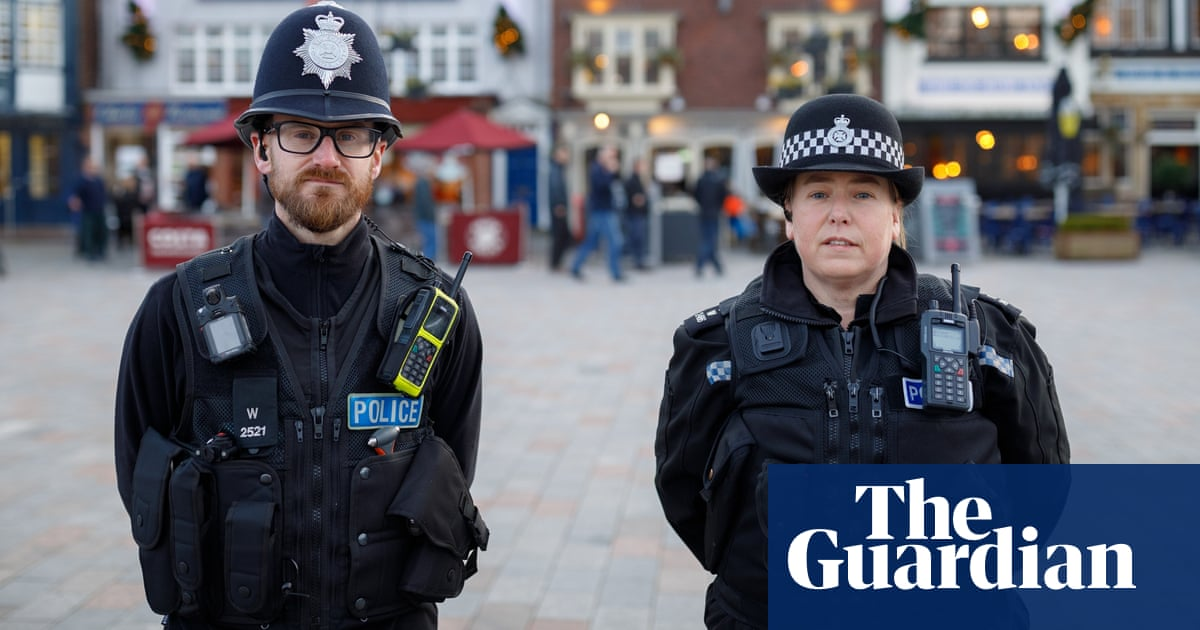 'We did our best': police who rushed to Skripal scene tell of shock and pride