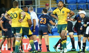 The Wallabies face up to the fact they have lost a Test against Argentina for the first time in 35 years, 23-19 on the Gold Coast on Saturday.