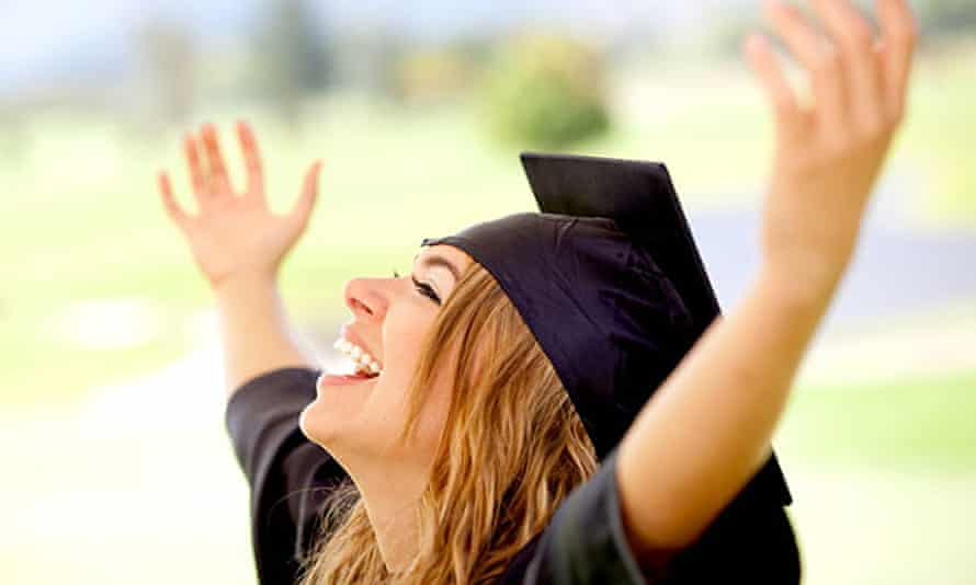 Who's laughing now? Female graduates earn $8,000 year less than their male counterparts.