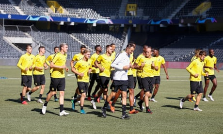 Young Boys ready to be brave in group stage bow against Manchester United