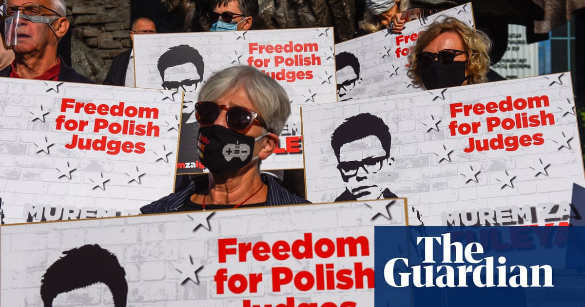 EU takes Poland to court over law that 'undermines judges'