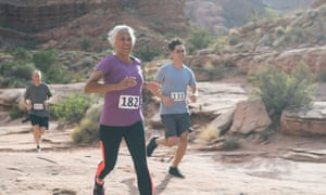 'Middle-aged runners outperform runners in the 20s ...'