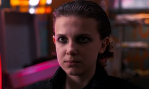 Up to Eleven... Millie Bobby Brown.