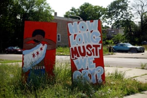 Chicago's North Lawndale neighborhood has a one of the highest rates of gun violence.