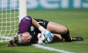 England keeper Karen Bardsley out of Euro 2017 with leg