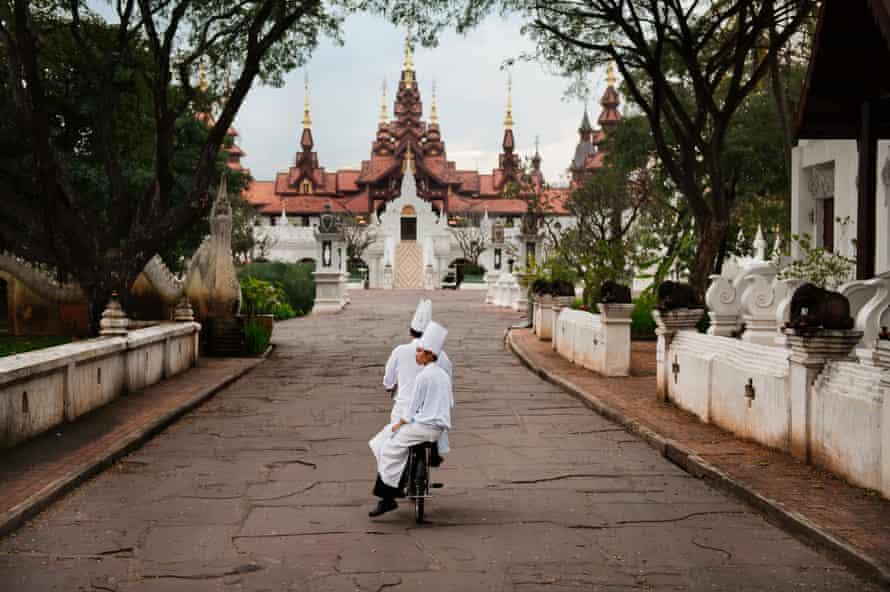 Dhara Dhevi Hotel, Chiang Mai, Thailand.