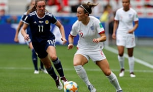 England's Lucy Bronze: We'll go far if we can repeat Scotland first half