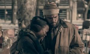 Moira (Samira Wiley) and Luke (OT Fagbenle)