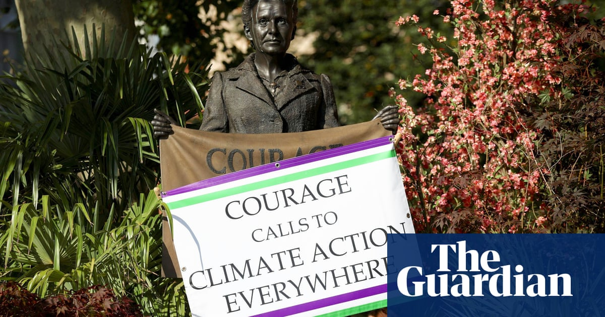 Cop26: Women must be heard on climate, say rights groups