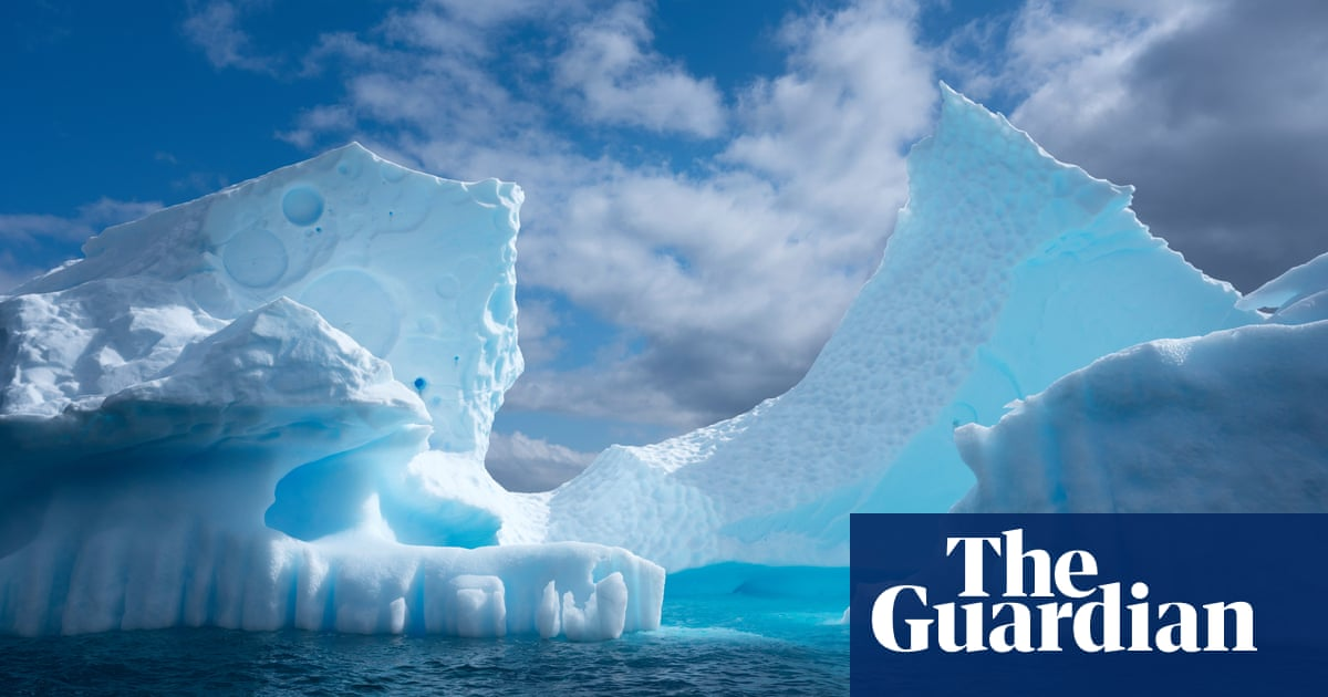 Fascinating travelogue of the Antarctic highlighting the various issues related