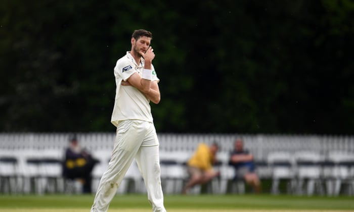 2476dfe4b3 County Championship: Anderson and Onions slice through Worcestershire – as  it happened | Sport | The Guardian