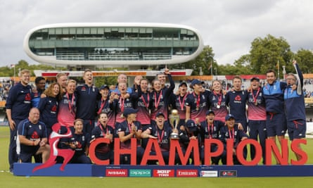 The success of the 2017 Women's World Cup, won by England at Lord's on Sunday, has helped convince the ICC the game would benefit from a greater profile at the Olympics.