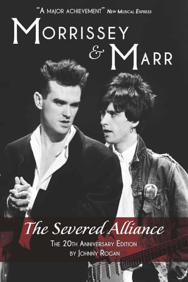 Johnny Rogan's Morrissey & Marr: The Severed Alliance was the first substantial book about the Smiths.