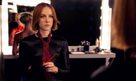 Jena Malone as Ruby.