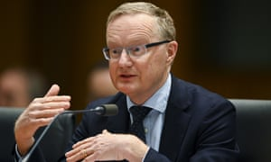 Governor of the Australian Reserve Bank, Philip Lowe