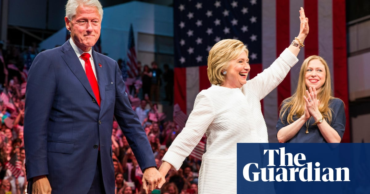 Why Bill Clinton Shouldn T Be The First First Gentleman Us News