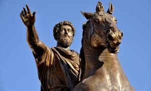 Emperor Marcus Aurelius was, along with Epictetus and Seneca, one of the leading figures in Stoic philosophy