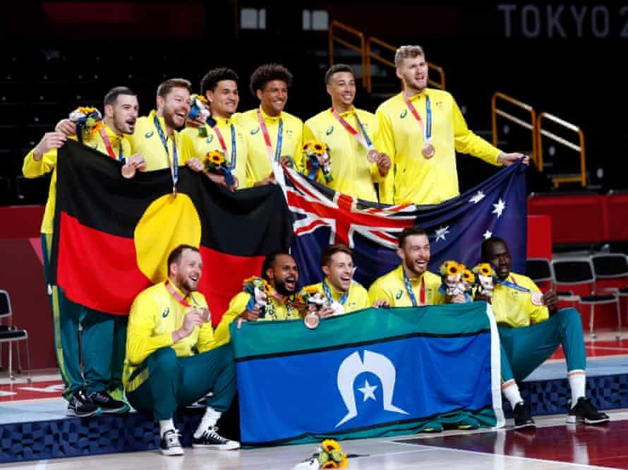 Australian men's basketball team