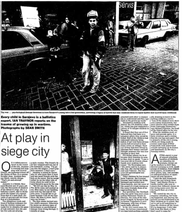 The Guardian, 27 February 1993.
