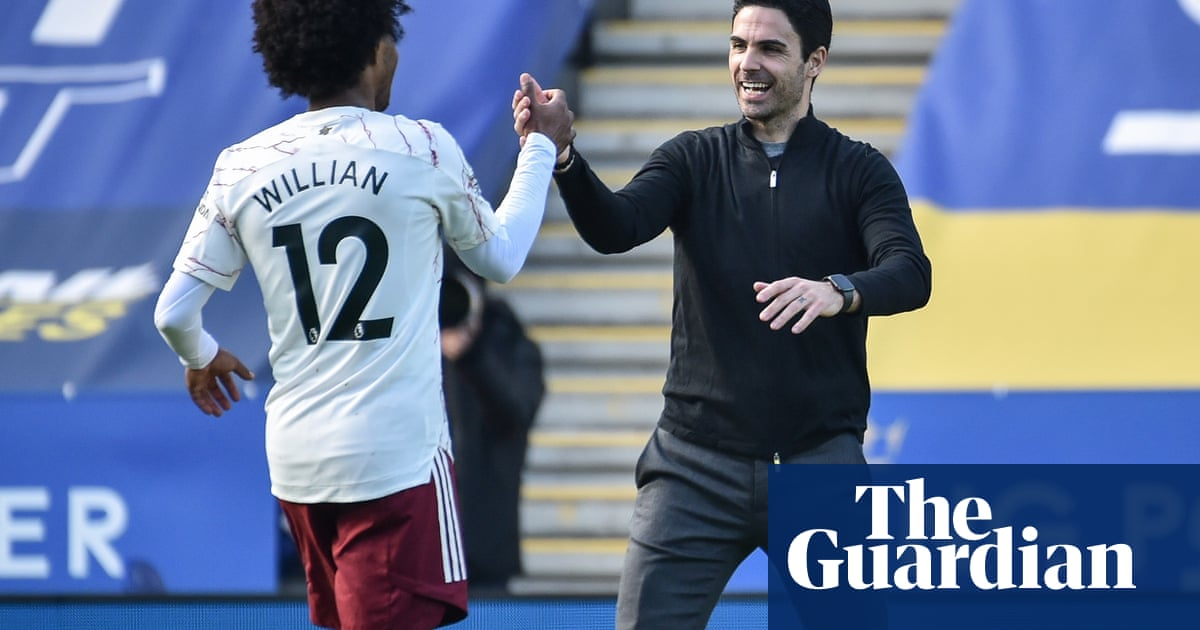 Improving Arsenal still have a long way to go to meet Arteta demands - the guardian