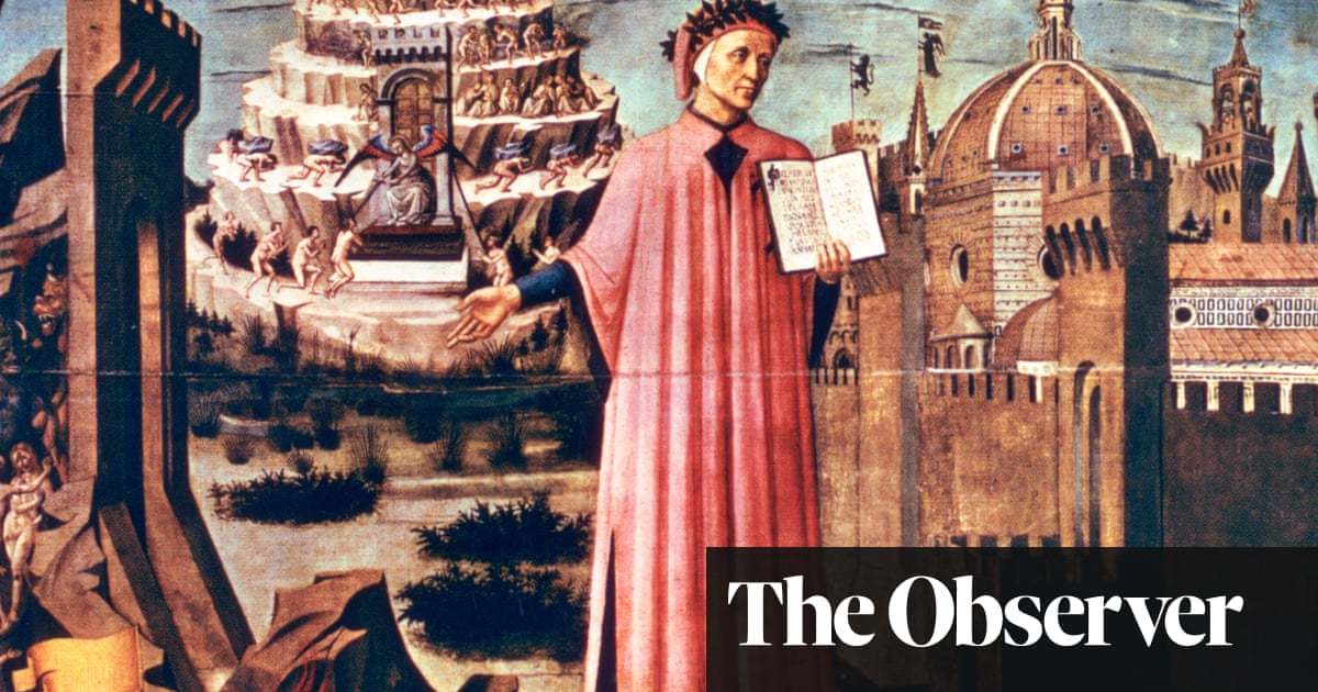 Dantes Divine Comedy A Journey Without End By Ian Thomson Review