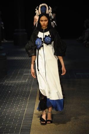 Maria-Xiasi Zhou, London College of Fashion