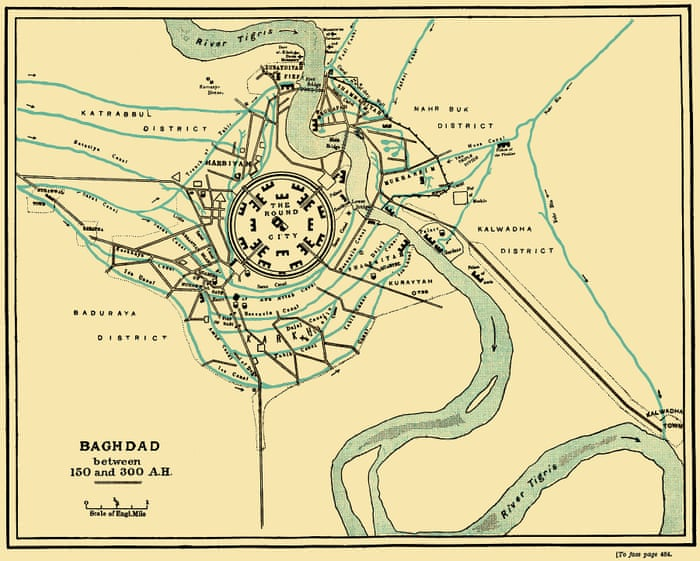 story of cities 3 the birth of baghdad was a landmark for world civilisation cities the guardian