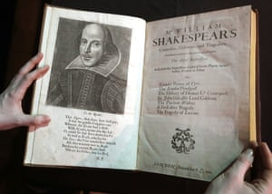 Shakespeare's Third Folio.