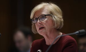 Gillian Triggs, formerly the president of Australia's Human Rights Commission