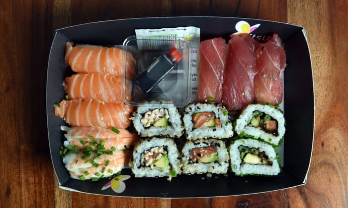 No, no, no!' – What do top Japanese chefs make of Britain's