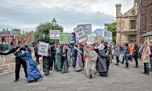 Everything is Possible: the York Suffragettes by Bridget Foreman. With Barbara Marten.