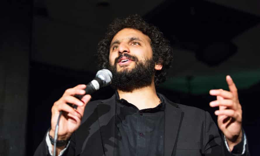 Comedian Nish Kumar made a desperate plea for people to stop getting his name wrong.
