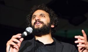 Comedian Nish Kumar