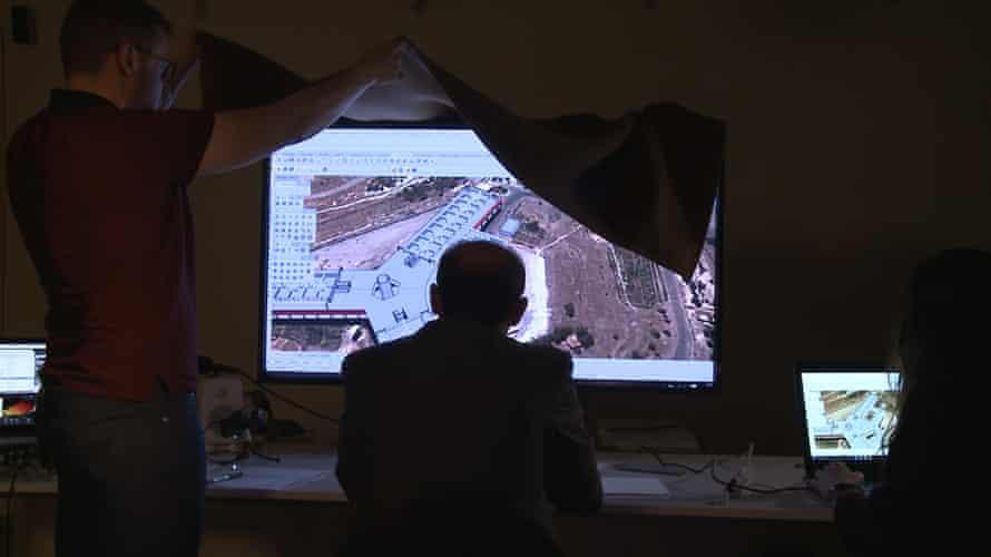 Amnesty reconstruction of Assad's prison at Saydnaya in Syria