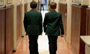 Altrincham Grammar School for Boys: the DfE abandons its transport fund for poor grammar school pupils.