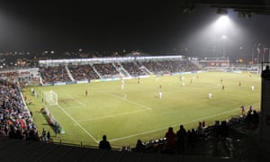 The city and county have bought Toyota Field, where the NASL's San Antonio Scorpions play, for about $18m.