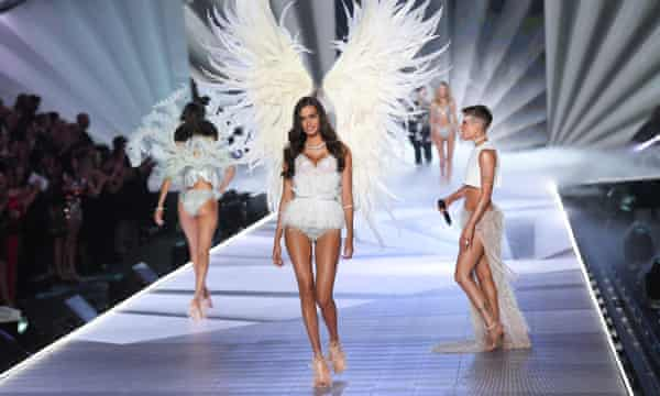 Starvation Diets Obsessive Training And No Plus Size Models Victoria S Secret Sells A Dangerous Fantasy Body Image The Guardian