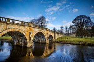 Bridge over River Derwent