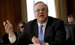 David Bernhardt succeeded Ryan Zinke as head of the interior department.