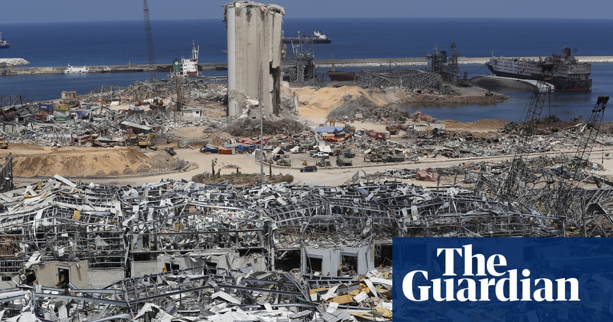 Businessmen with ties to Assad linked to Beirut port blast cargo - Beirut explosion thumbnail