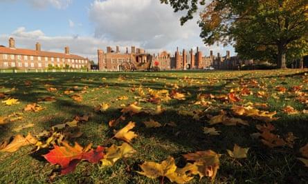 Hampton Court Palace, SW London