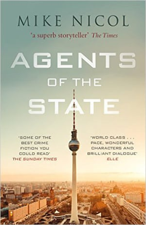 Agents of the State Mike Nicol