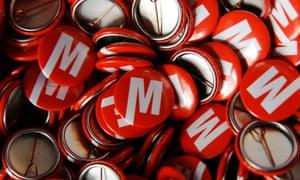 Momentum badges